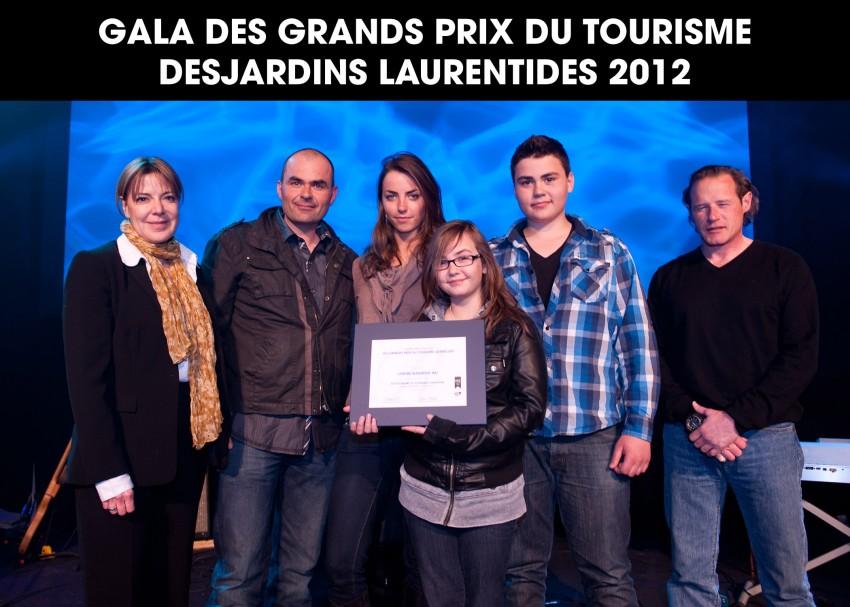 Gagnant tourisme laurentides