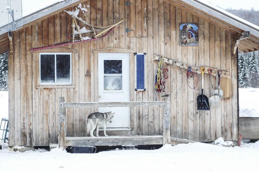 Dormir dans une cabane au Canada